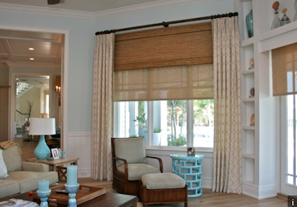 window treatments, NH, VT, MA